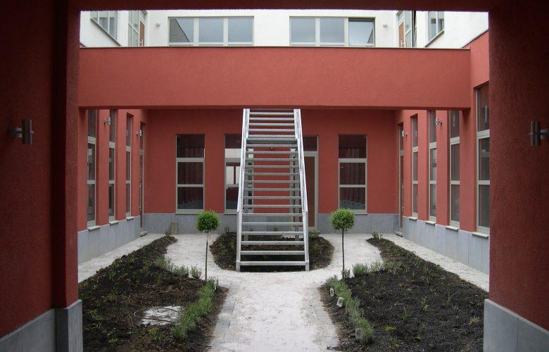 photo projet Création de 7 lofts dans une ancienne imprimerie à Schaerbeek