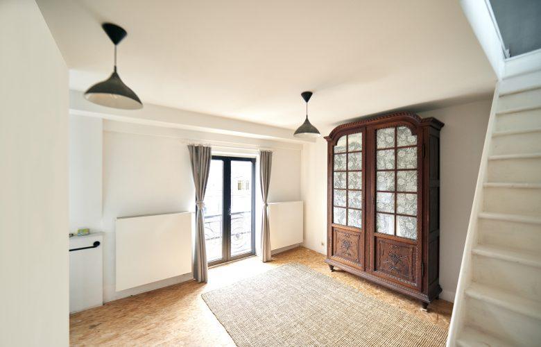 photo projet Transformation lourde d'une habitation à Etterbeek