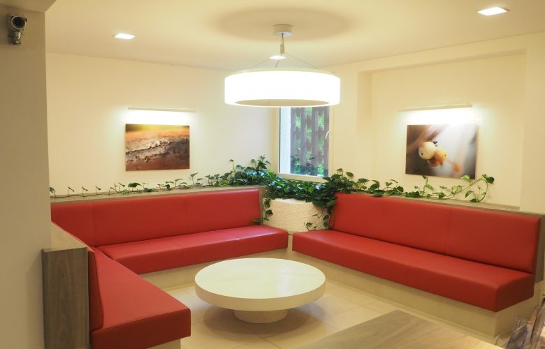photo projet Transformation des espaces publics d'une résidence-services