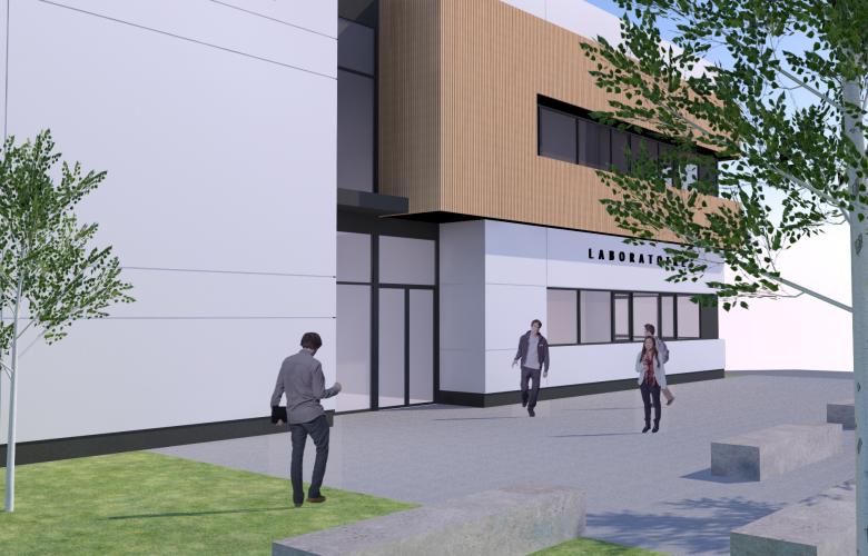 photo projet Construction de laboratoires pour les Hautes Ecoles